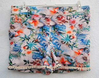 Shorts, Womens Cloting, Clothing, Women Shorts, Summer Shorts, Shorts, Handmade Women's Shorts & Skorts