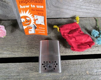 Vintage Jon-E Hand Warmer, The Famous Jon-E Hand Warmer, Original Packaging, Manual & Soft Carry Case, Outdoors, Camping, Sports and Hunting