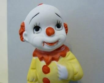 Bashful The Clown, Figurine, Unmarked Maker