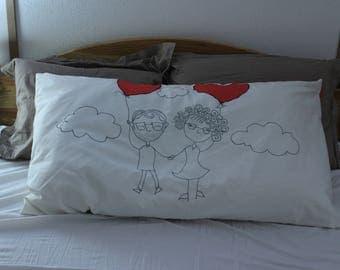 love pillowcase