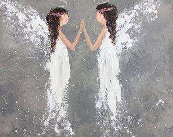 Angel Paintings - Special Order