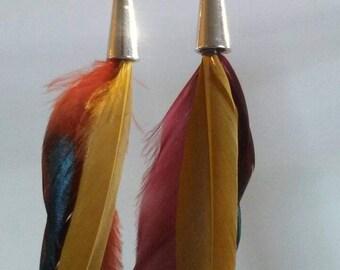 Phoenix Fire Earrings