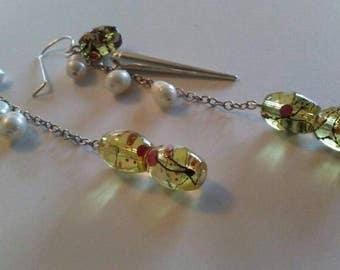 Sweet & Sharp Earrings