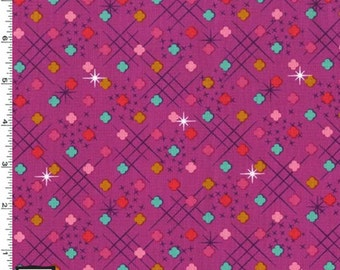 Bake Shop - From Scratch Fabric - Raspberry - Sold by the 1/2 Yard