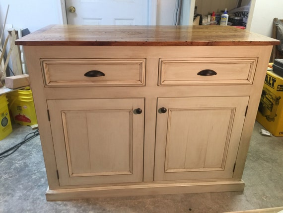 Kitchen Island With 12 Overhang
