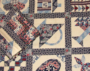 Destash Fabric - (1) Fat Quarters - Quilting Cottons - Sewing Cottons