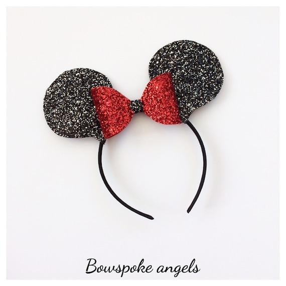 how to make mouse ears headband