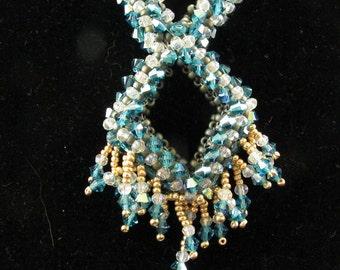Swarovski Crystal Rope Necklace