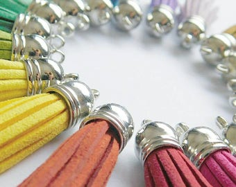 Add 1 x Tassel to any Keyring for only 3 Dollars