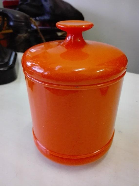 Emsa orange canister
