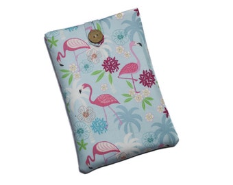 Kindle Voyage Sleeve, Kindle Paperwhite Case, Flamingo Kindle Case, Kobo Aura Pouch, Kindle Oasis Case, Kobo Aura H20 Case, Flamingo