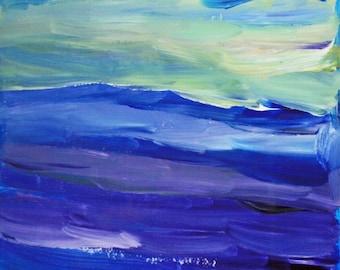 Barbra Bueschr's cool abstract