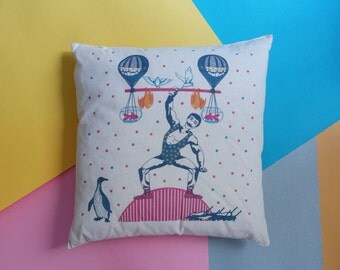PROMO! Weightlifter cushion