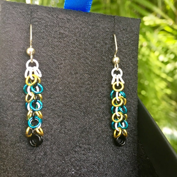 Anse la Raye St Lucia Earrings