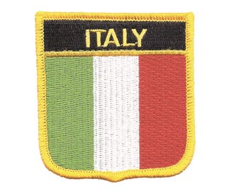 Italy Patch