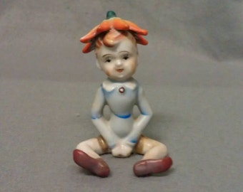 Pixie Elf Look Figurine