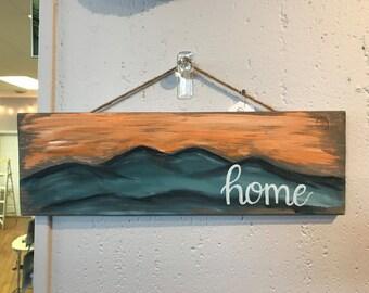 Home - Smoky Mountain Sign