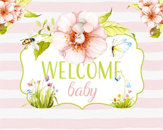 welcome baby clipart spring clipart baby clipart baby shower