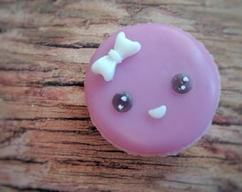 Soap Cute Macaroon, Soap for kids, Soap Easter, Home made soap, Hand made soap, Cute soap, Soap for girl