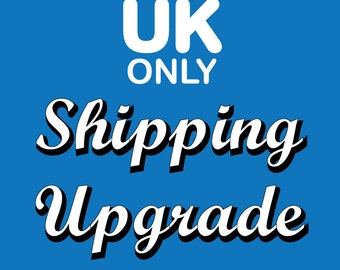 UK Only - Special Delivery - Next Day Guaranteed (from Dispatch) excludes Saturday Delivery