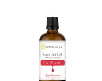 Rose absolute Essential oil 10ml