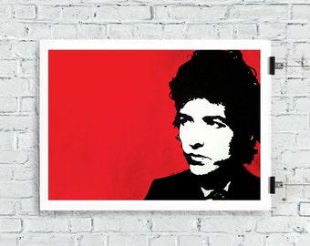 Bob Dylan: Print Wall Art