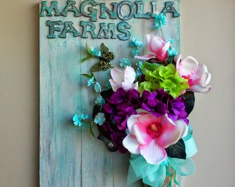 Spring,Magnolia,Farms,Home,Decor