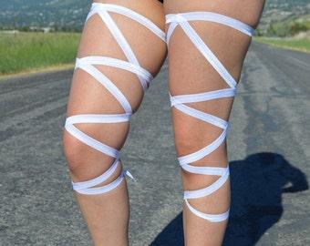 White Leg Wraps
