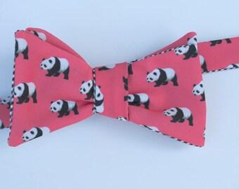 Panda Bow Tie - 2 colors