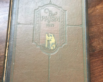 The Prism, University of Maine Yearbook 1923 - Free Shipping