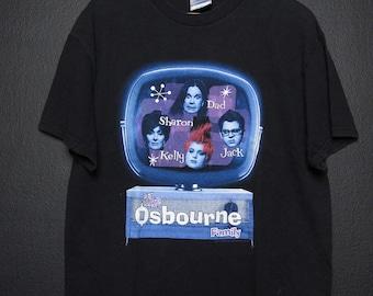 The Osbourne Family TV Show Tshirt