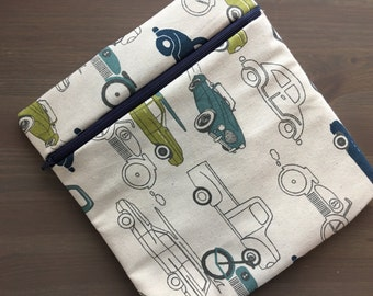 Wetbag, Zipper Pouch, Waterproof bag, Cars