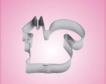 Stainless Steel Squirrel Cookie Cutter