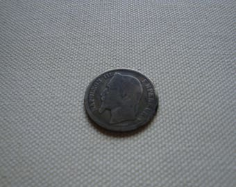 Coins - Silver - France, One Franc, Approx 1868