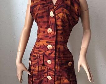 Romeo Gigli, 1995 tribal dress