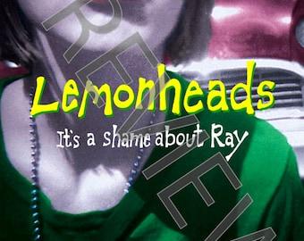 Tshirt - Lemonheads: It's a Shame About Ray (1992)