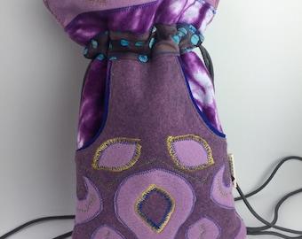 Purple Dream Back Pack