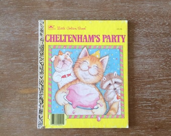 Little Golden Book Cheltenham's Party