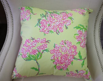 Lily Pulitzer decorative pillow (4 available)