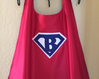 Adult - All Satin Personalized SuperHero Capes