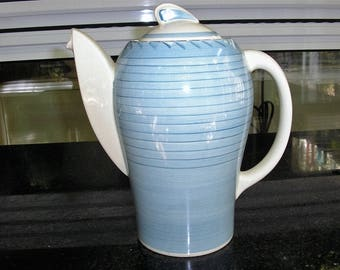 Susie Cooper Coffee Pot