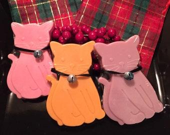 Kitten Soap