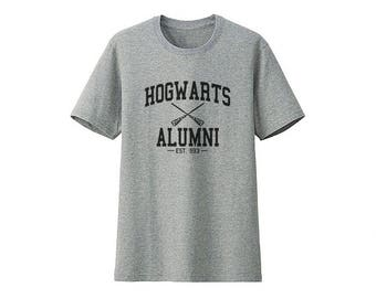 Hogwart T- Shirt ( For You )Size xxs,xs,s,m,l,xl,xxl