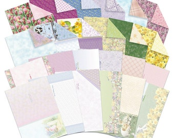 The First Signs of Spring Inserts & Paper Pack