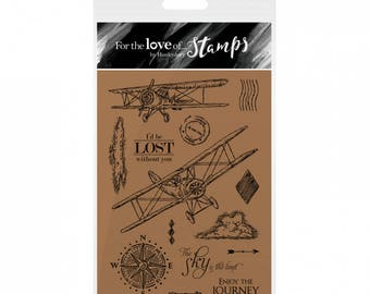 For the Love of Stamps - Enjoy the Journey