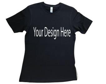 Special Design Fee;Design Your Own Shirt; Custom Design; Digital Printing