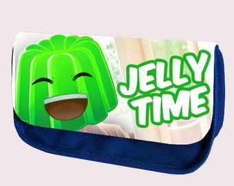 JELLY TIME Pencil case / clutch- make up bag