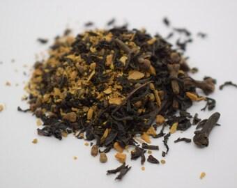 Adagio - Masala Chai - Black Tea - Loose Leaf Tea Sample - Free Shipping
