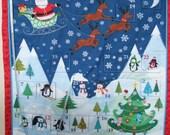 Frosty Advent Calendar