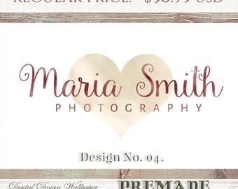 SALE- Premade Logo Design,Premade Logo,Photography Logo,Logo,Business Logo,Watermark Logo,Logo Design,Photographer Logo,Calligraphy Logo